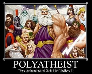 Zostałem poliateistą, bo ateizm stał się już zbyt mainstreamowy [wildammo.com]